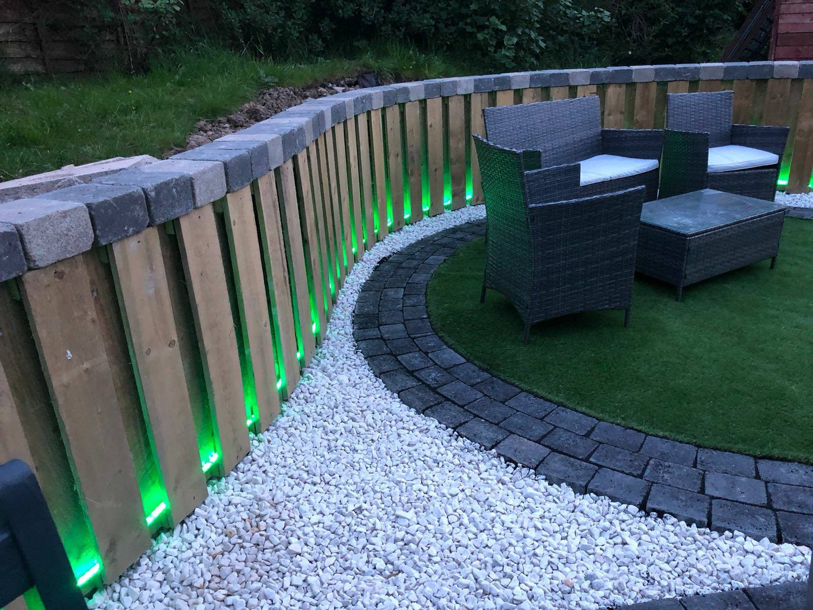 garden design Glasgow