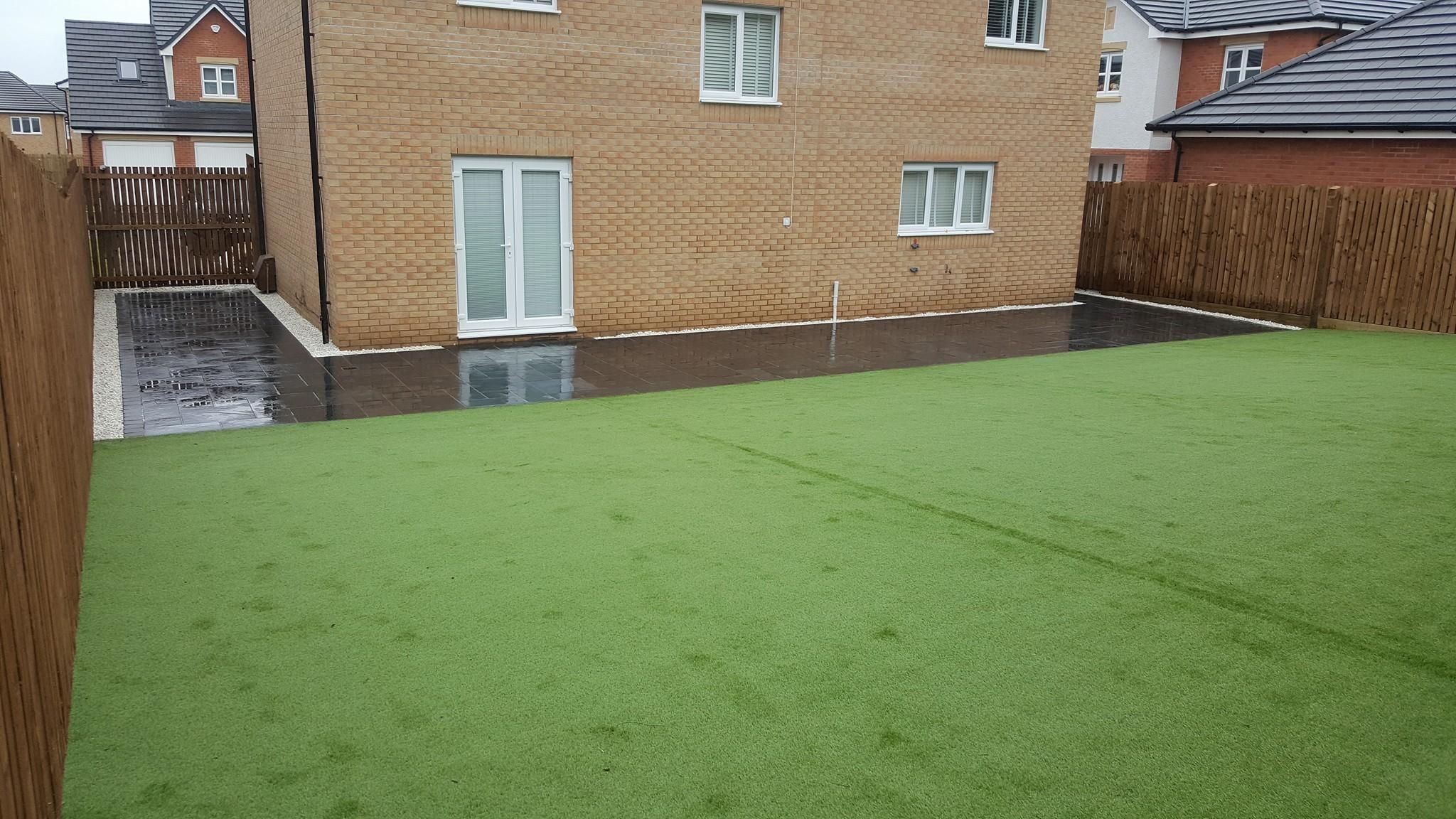 artificial grass east kilbride