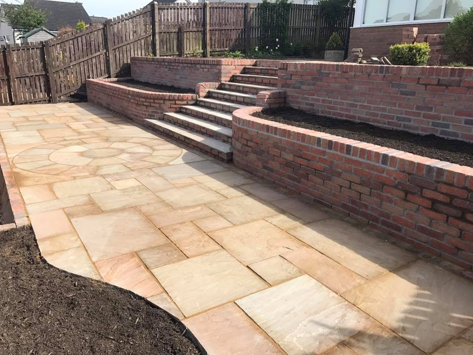 bricklayer in south lanarkshire / garden walls in south lanarkshire