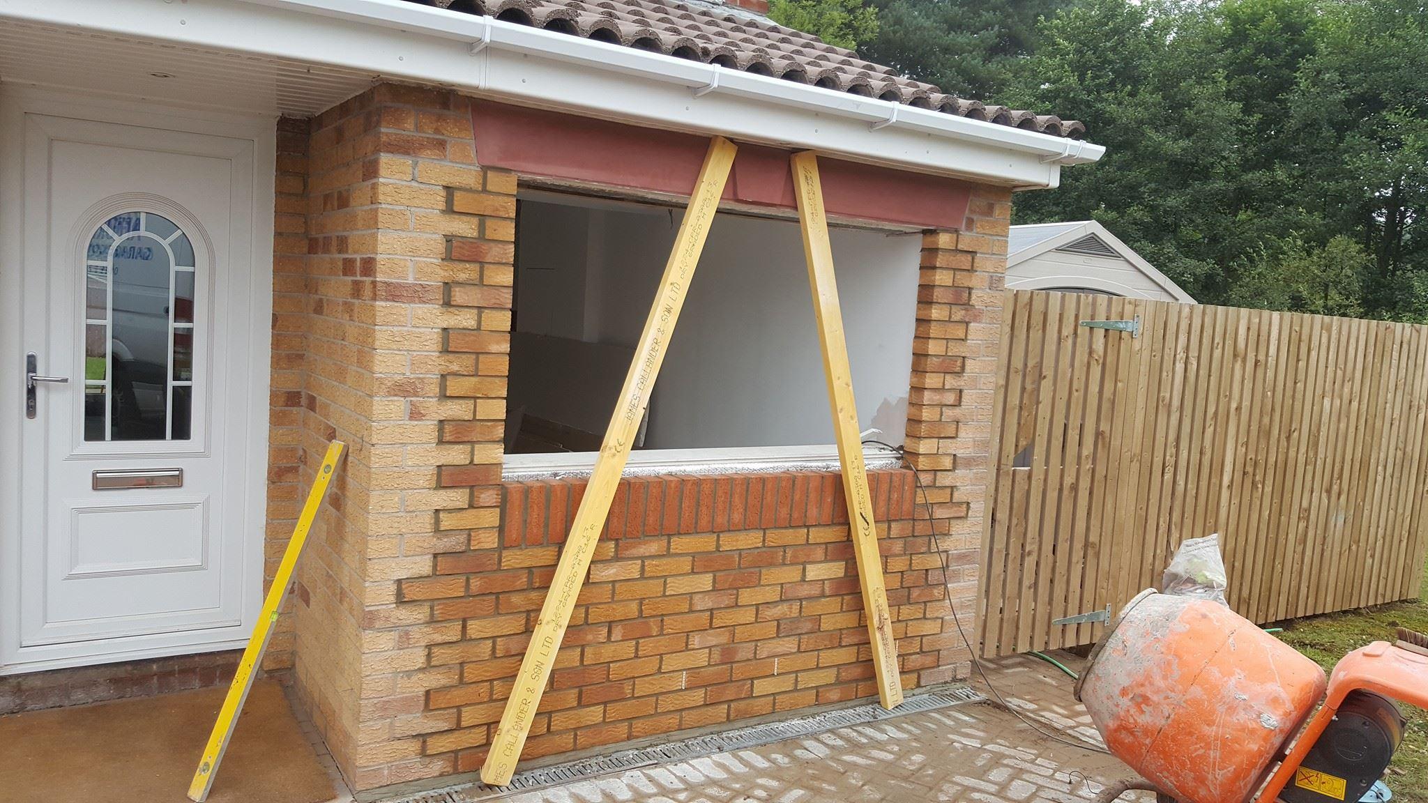 garden walls glasgow / brickwork glasgow