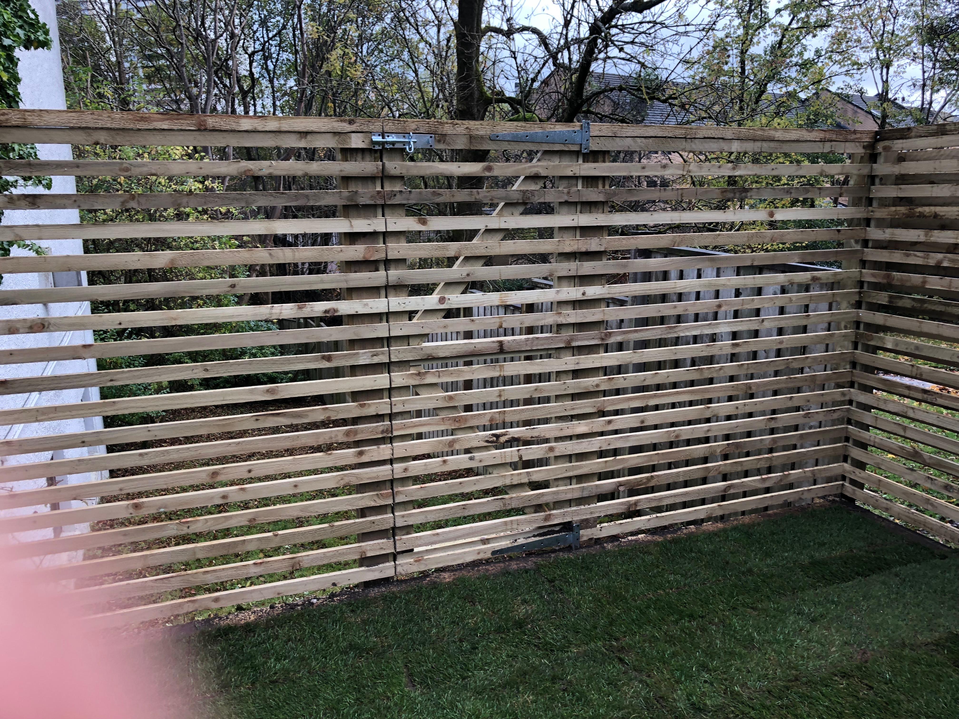 glasgow fence