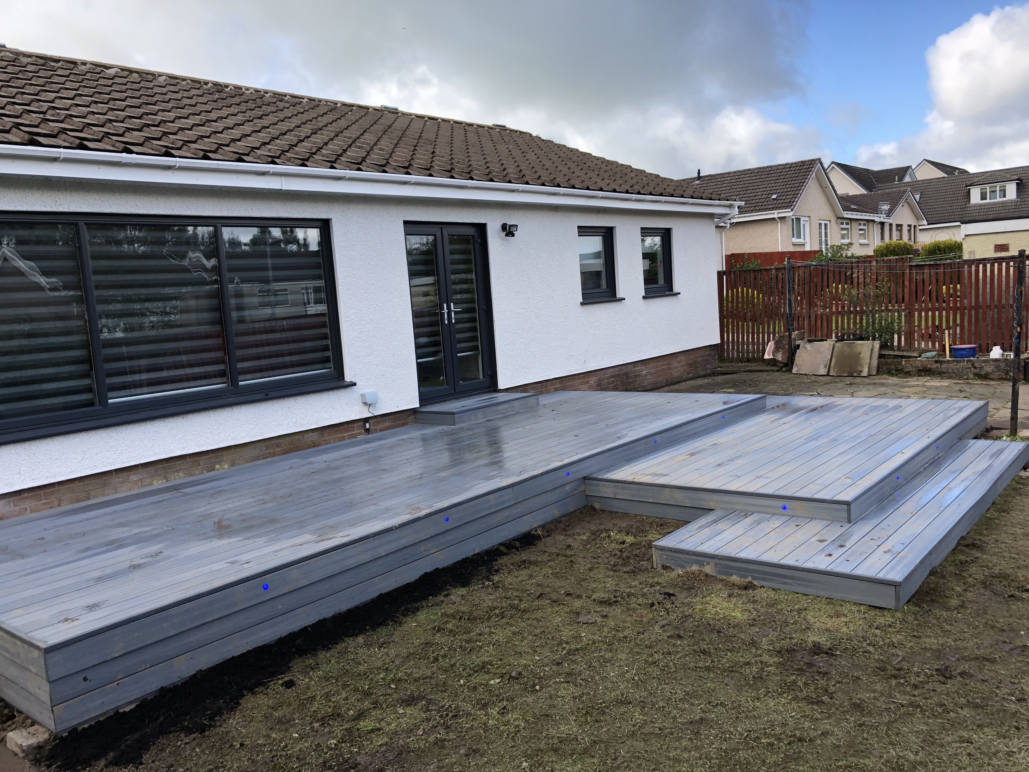 composite decking glasgow