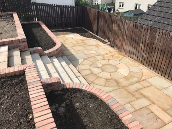 garden design south Lanarkshire